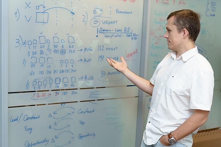 ФОТО: А чем заняты ваши менеджеры? Посмотрите, как Salesforce помогает зарабатывать больше — 3 ключевые цифры