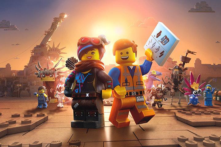 Кадр из мультфильма LEGO Movie 2. Фото с сайта wiiu.pro