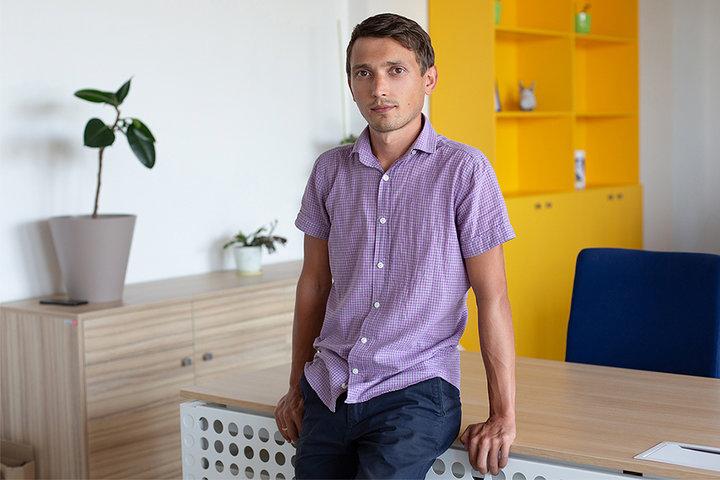 Виталий Дятленко. Фото с сайта ain