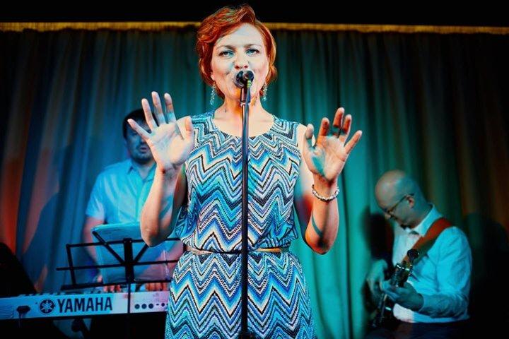 Наталья Бертош. Фото из личного архива