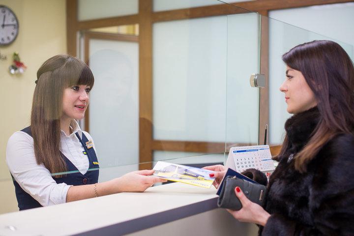 ФОТО: Секреты клиентоориентированности от девушки, которая работает в Ecolines на трех должностях
