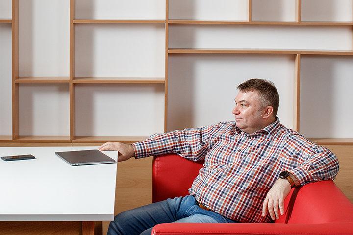 Андрей Митюков. Фото из личного архива