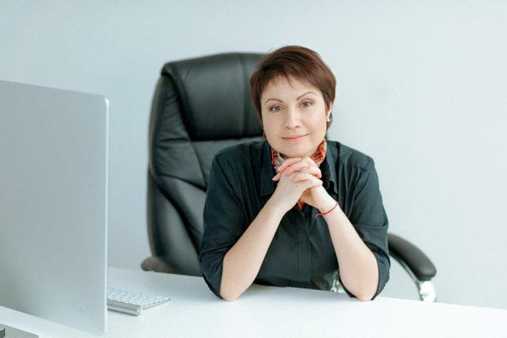 Наталия Крашевская. Фото из личного архива