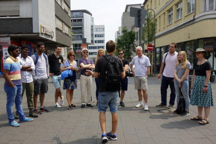 Фото с сайта freewalkcologne.com
