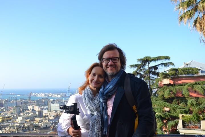 ФОТО: Владельцы турбизнеса Алексей и Евгения Никиторович: «Для нас важен комфорт и чувство защищенности»