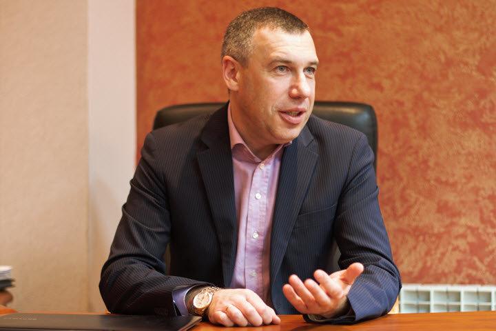 Виктор Подгайский. Фото из личного архива