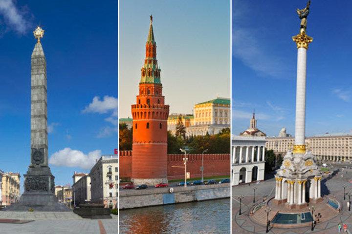 ФОТО: Посмотрите, как отличаются зарплаты в Беларуси, России, Украине