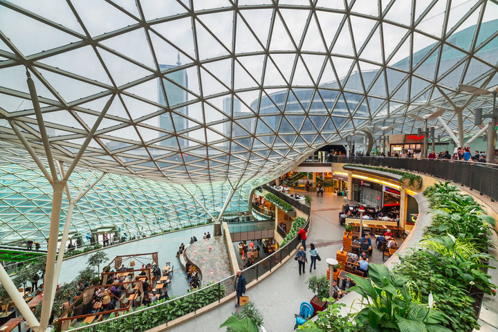 Retail real estate of Minsk for owners and tenants. Autumn 2018