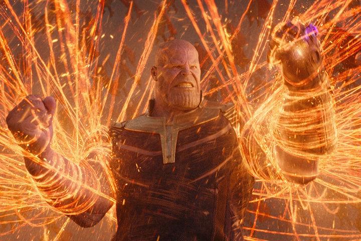 Кадр из фильма «Мстители: Война бесконечности», реж. Энтони Руссо, Джо Руссо