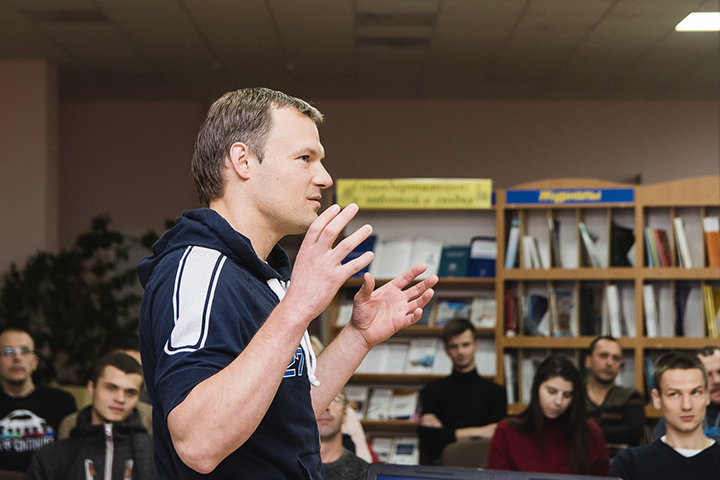 Павел Скакун. Фото предоставлено автором