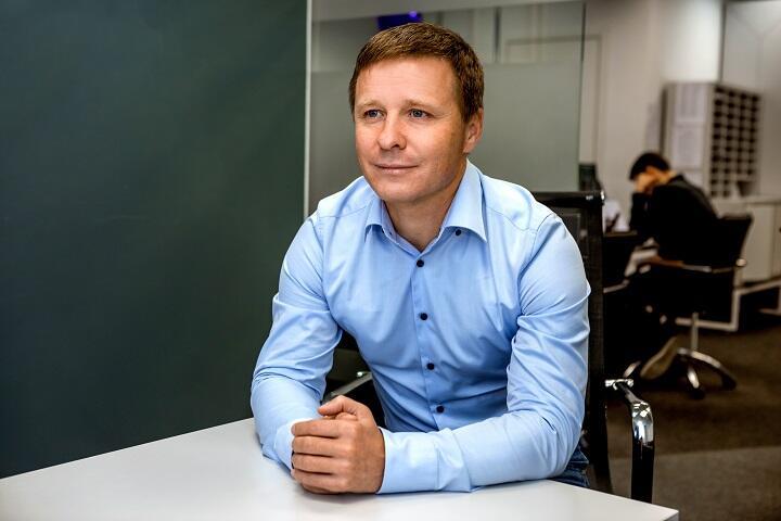 Андрей Тимошенко. Фото из архива