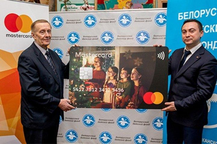 ФОТО: Добру нужна поддержка: благотворительные проекты в Беларуси с Mastercard