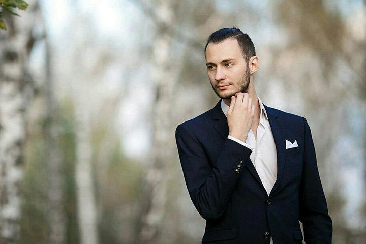 Дмитрий Корнилов. Фото из личного архива