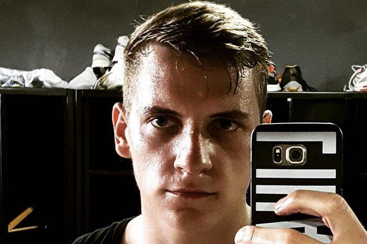 Виктор Лихач. Фото из профиля Виктора в Instagram