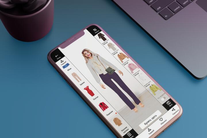 ФОТО: Как ритейлеры удерживают покупателей в кризис: виртуальная примерка одежды