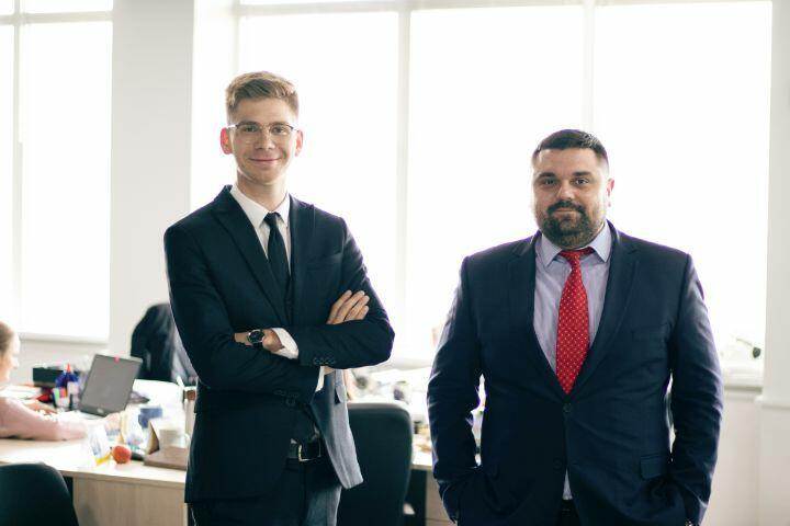 Дмитрий Данильчук и Олег Ильин. Фото: Иван Ревяко, probusiness.io