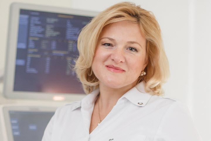 Елена Герасимович. Фото из личного архива