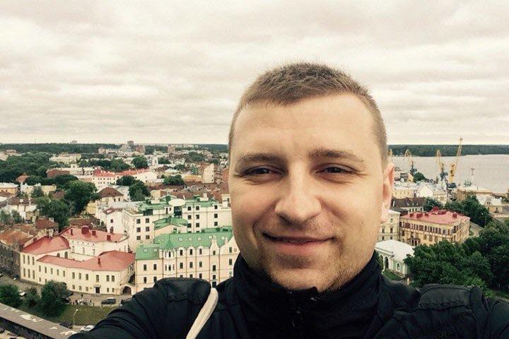 Фото со страницы Александра Луцевича ВКонтакте