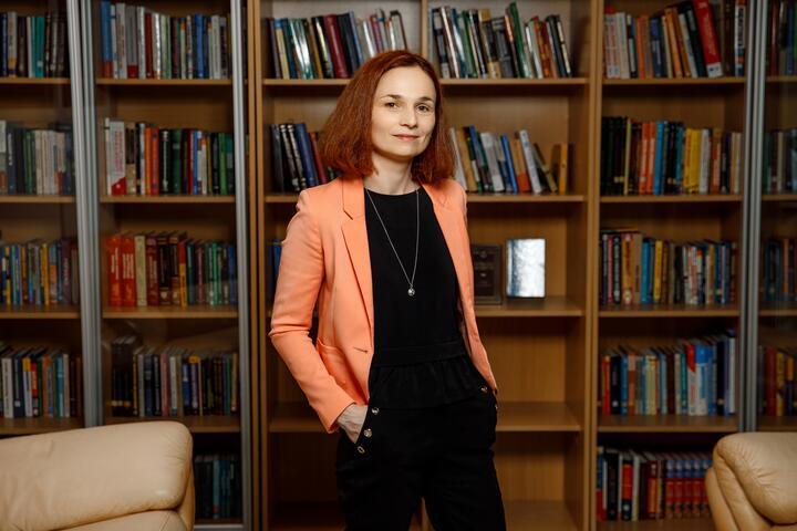 Вера Кушнерова. Фото: