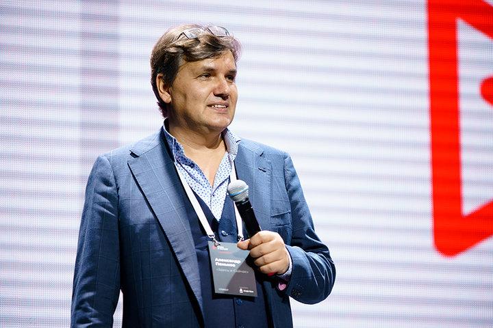 Выступление Александра Панькова на гала-сезоне «Бери и делай!»