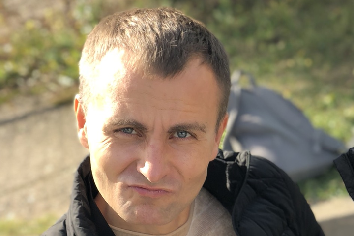 Фото из личного архива Андрея Пекурова