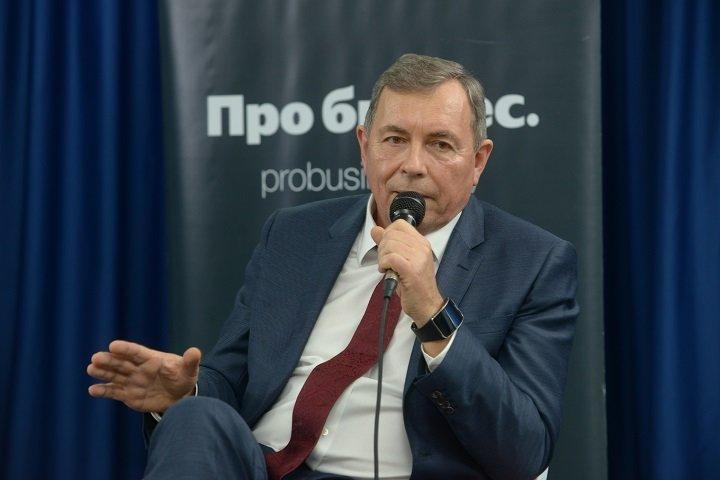 Владимир Линев. Фото: Алексей Смольский, probusiness.by