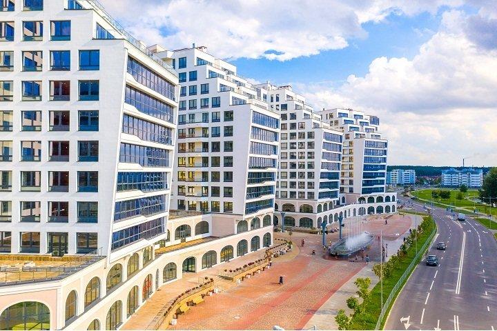 ФОТО: Отделка за 1100 рублей: в Минске появилось новое предложение на премиальные квартиры