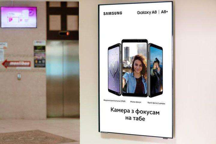 ФОТО: Опыт компании, которая умеет таргетировать offline, или как реклама в бизнес-центрах решает задачи маркетологов