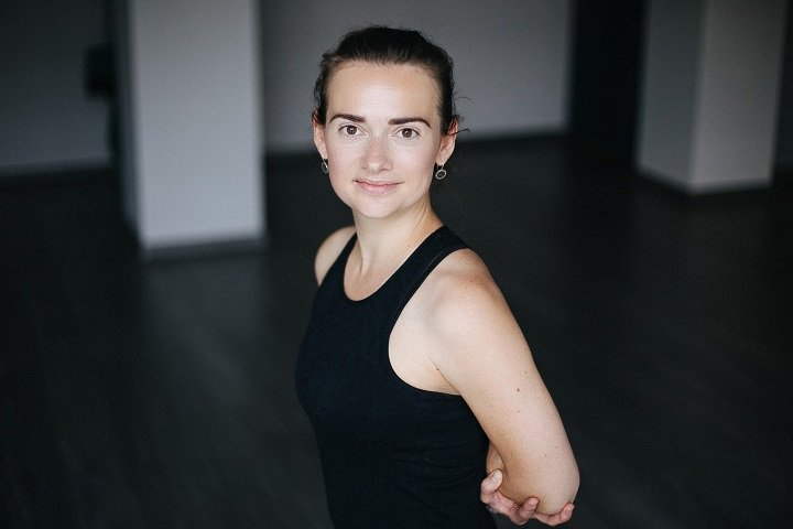 Катерина Шебеко. Фото из личного архива