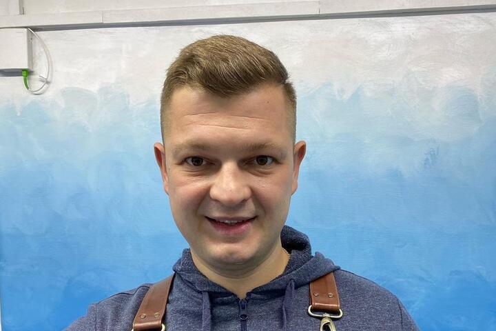 Алексей Калинчук. Фото из личного архива