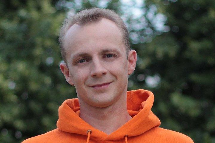 Виталий Воробьев. Фото из личного архива