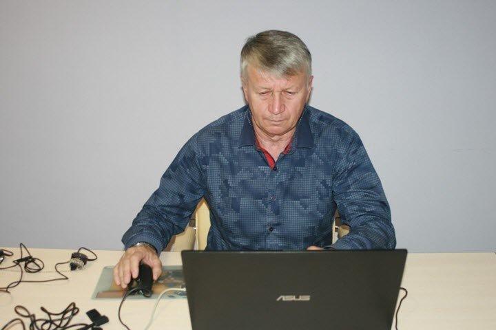 Александр Радкевич. Фото из личного архива