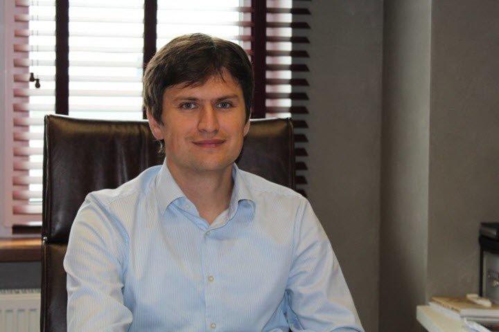 Виталий Скакалов. Фото из архива компании