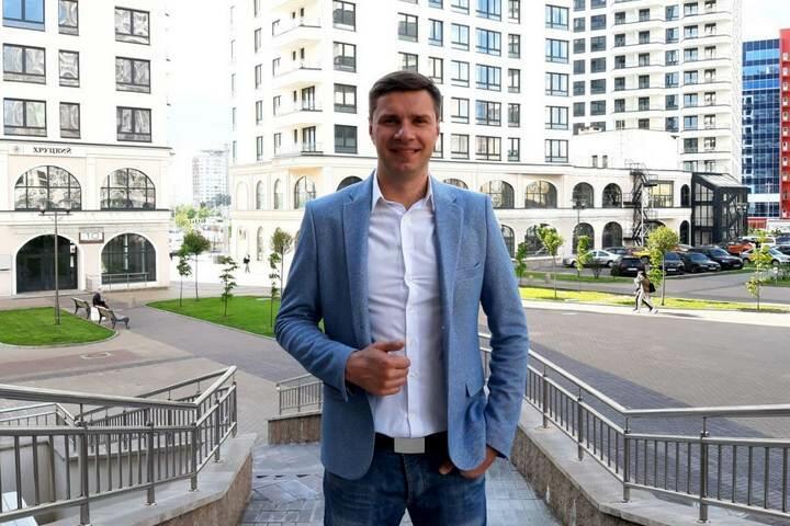 Кирилл Новиков, фото предоставлено героем материала