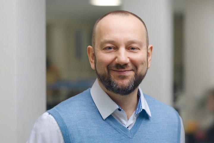Евгений Глебов. Фото из личного архива