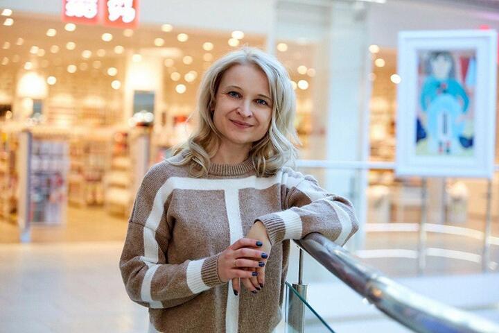 Наталия Попко. Фото предоставлено автором