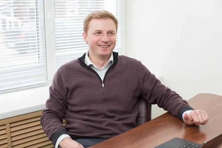 Денис Костусев. Фото из архива компании