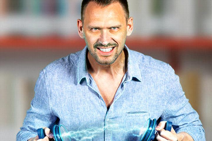 Максим Поклонский. Фото из личного архива