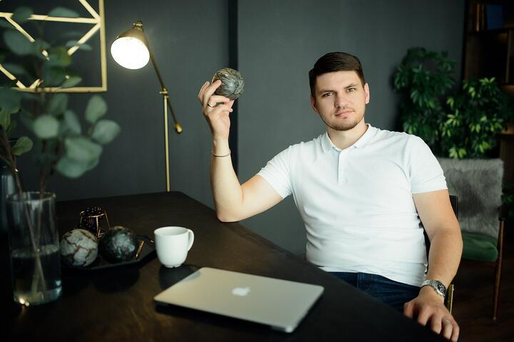 Игорь Тишков. Фото из личного архива