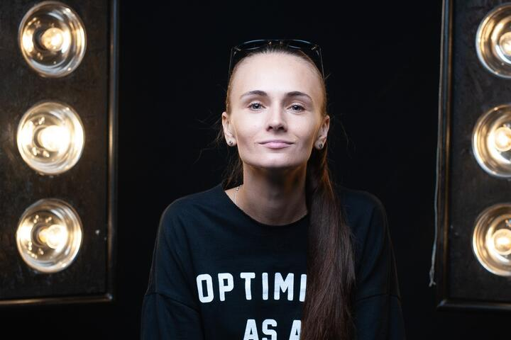 Алена Некрасова. Фото из архива героини материала