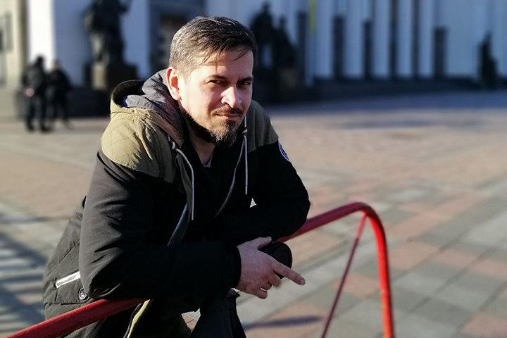 Андрей. Фото из личного архива
