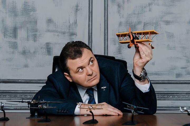 Александр Мудрик. Фото из архива героя