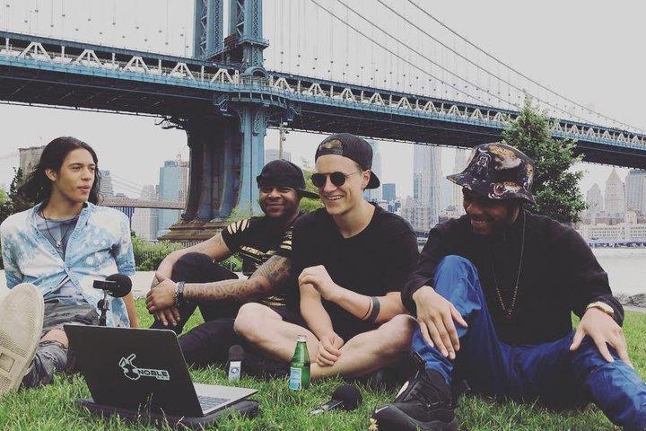 ФОТО: Чуть не стал солистом «На-На», а теперь запускает проекты в Нью-Йорке. История пробивного парня из Могилева