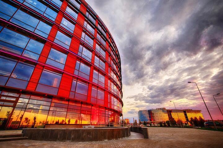 ФОТО: Иннополис встречает: как белорусским стартапам комфортно выйти на российский рынок IT-компаний