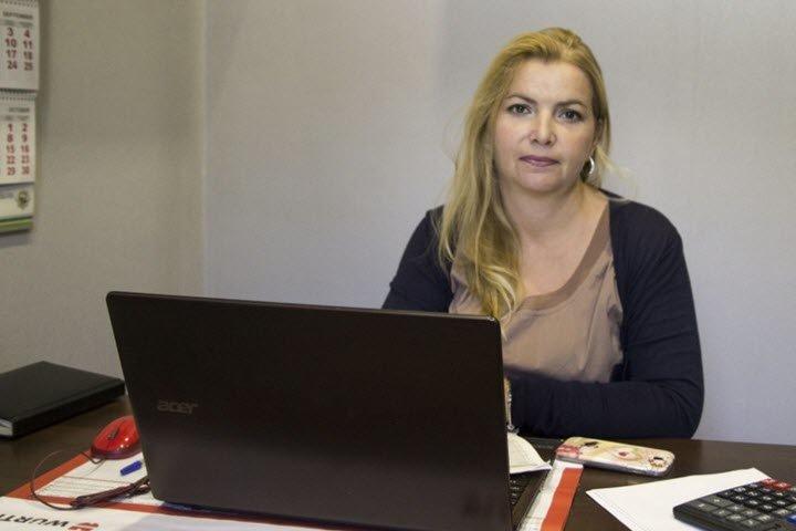 Юлия Малаховская. Фото из личного архива