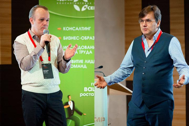 Дмитрий Хохлов и Александр Паньков. Фото: Александр Глебов, probusiness.io