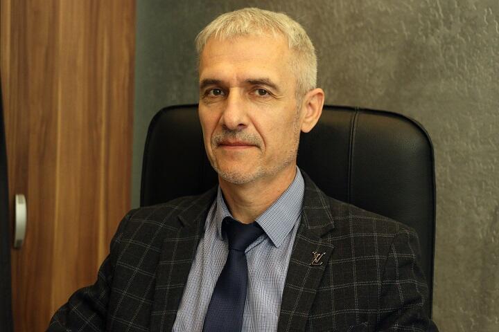 Сергей Шашков. Фото из личного архива