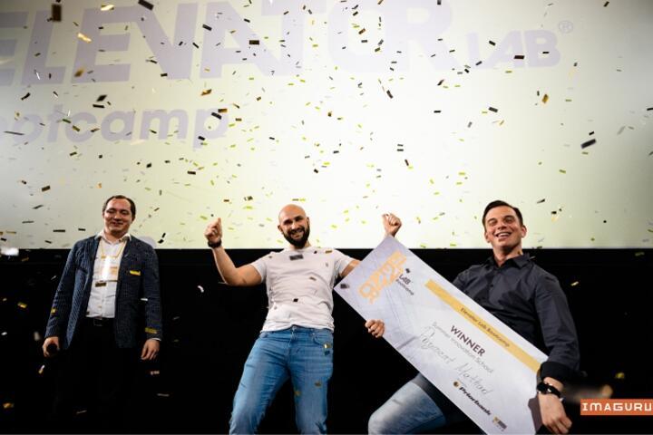 ФОТО: Приорбанк открыл двери для гродненских стартапов