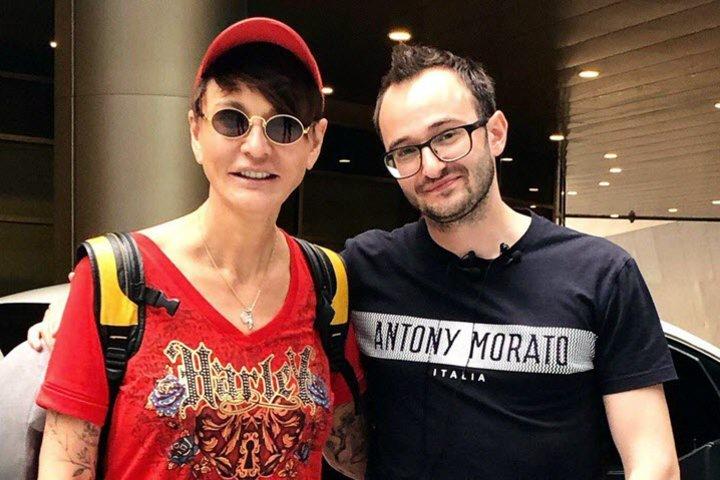 Ирина Хакамада и Александр Скрипченко. Фото из личного архива