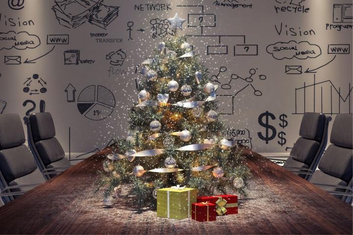 ФОТО: -50! Приорбанк дарит новогодние скидки для бизнеса